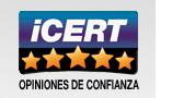 iCERT - Opiniones de Confianza