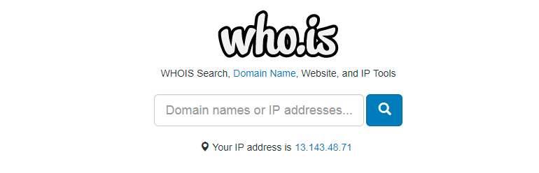 whois-dominio